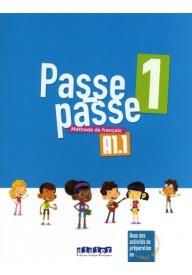 Passe-Passe 1 podręcznik A1.1