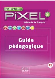 Pixel 2 A1 podręcznik nauczyciela /edycja 2016/