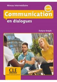 Communication en dialogues A2-B1 + CD