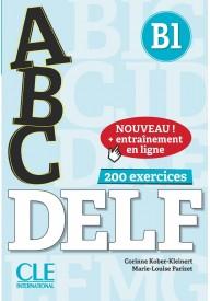 ABC DELF B1 książka + DVD + klucz + zawartość online
