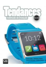 Tendances C1/C2 podręcznik + DVD