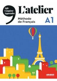 Atelier A1 podręcznik + DVD-ROM