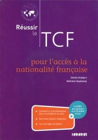 Reussir le TCF książka + CD audio + DVD