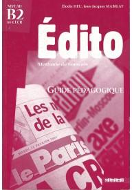 Edito B2 przewodnik metodyczny