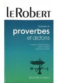 Dictionnaire poche de proverbes et dictons
