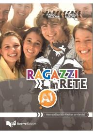 Ragazzi in Rete A1 podręcznik