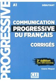 Communication progressive debutant A1 klucz