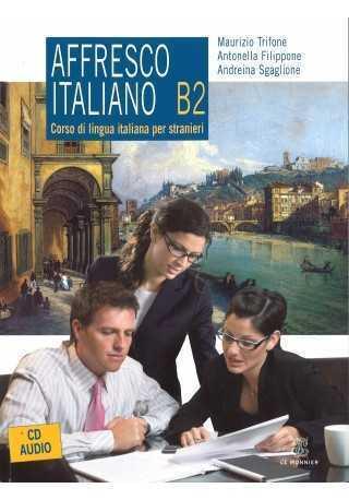 Affresco italiano B2 podręcznik + CD audio