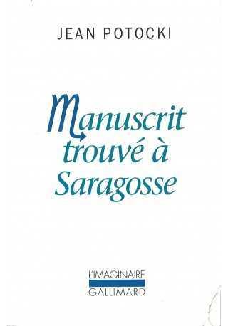Manuscrit trouve a Saragosse