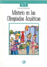 Misterio en las Olimiadas Acuaticas + CD audio