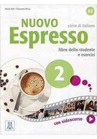 Nuovo Espresso 2 podręcznik + ćwiczenia