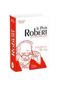 Petit Robert de la langue francaise 2020
