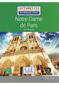 Notre-Dame de Paris książka + audio-online