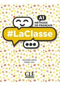 LaClasse A1 książka + DVD