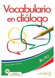 Vocabulario en dialogo książka + CD audio poziom A1-A2