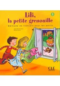 Lili la petite Grenouille 1 podręcznik