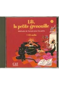 Lili la petite grenouille 2 CD audio /1/