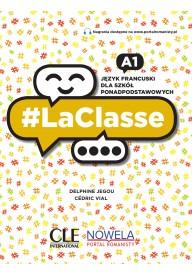 LaClasse A1 książka + zawartość online ed. PL