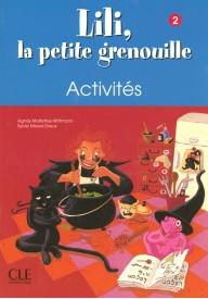 Lili la petite grenouille 2 ćwiczenia