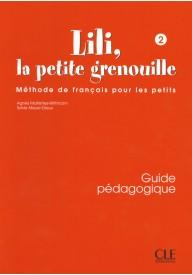 Lili la petite grenouille 2 poradnik metodyczny