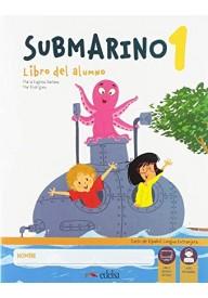 Submarino 1 podręcznik + zeszyt ćwiczeń + zawartość online