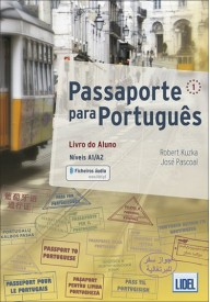 Passaporte para Portugues 1 podręcznik+CD audio poziom A1/A2