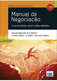 Manual de Negociacao książka
