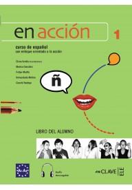En accion 1 podręcznik