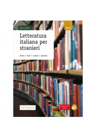 Letteratura italiana per stranieri + CD