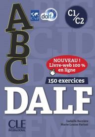 ABC DALF C1/C2 książka + klucz + CD MP3+ zawartość online