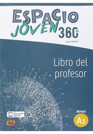Espacio joven 360 A1 przewodnik metodyczny