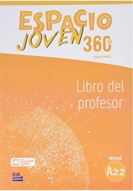 Espacio joven 360° A2.2 przewodnik metodyczny