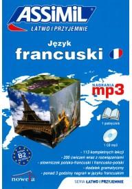 Język francuski łatwo i przyjemnie + MP3