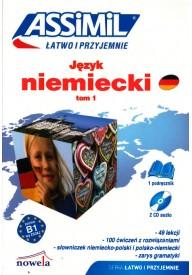 Język niemiecki łatwo i przyjemnie tom 1 książka+CD audio/2/
