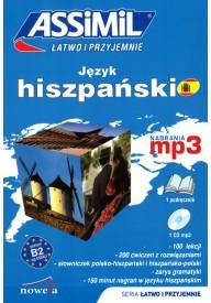 Język hiszpański łatwo i przyjemnie książka + MP3