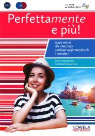 Perfettamente e piu! 1B podręcznik + zawartość online