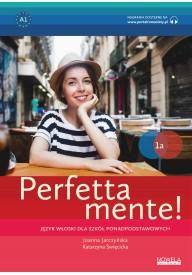 Perfettamente! PW 1A podręcznik + zawartość online ed. 2019