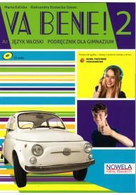 VA BENE! 2 PL podręcznik + CD audio /niedotowany/