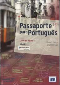 Passaporte para Portugues 2 podręcznik + ćwiczenia