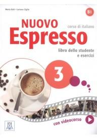 Nuovo Espresso 3 podręcznik + ćwiczenia