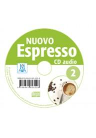 Nuovo Espresso 2 płyta CD audio
