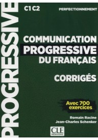 Communication progressive perfectionnement C1/C2 klucz