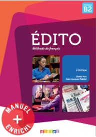 Edito Nouveau B2 manuel numerique premium 1 kod