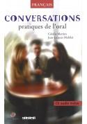 Conversations pratiques de l`oral książka