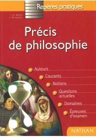 Reperes pratiques Precis de philosophie