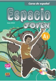 Espacio joven A1 podręcznik + zawartość online