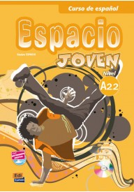 Espacio Joven A2.2 podręcznik + zawartość online