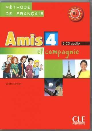 Amis et compagnie 4 płyty CD audio/3/