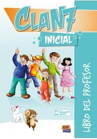 Clan 7 Inicial przewodnik metodyczny