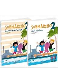 Submarino 2 podręcznik + zeszyt ćwiczeń + zawartość online